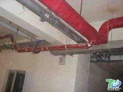 消防管道保温选择橡塑和电伴热进