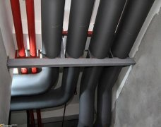 冷水管道保温和热水管道保温在选