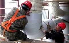 硅酸铝管道施工,北京硅酸铝管道施工