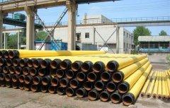 北京供暖保温管道 供热保温管 安装保温管道