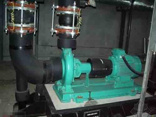 管道橡塑保温材料施工
